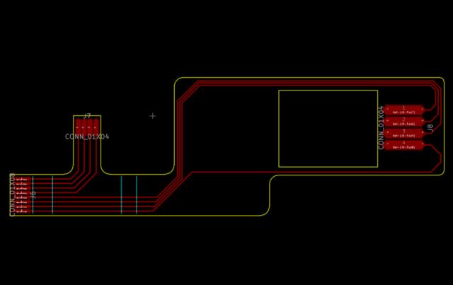 FPCケーブルの設計