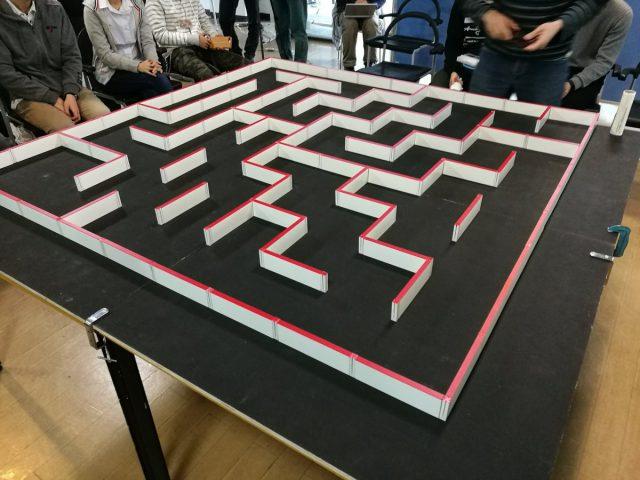マイクロマウス競技会