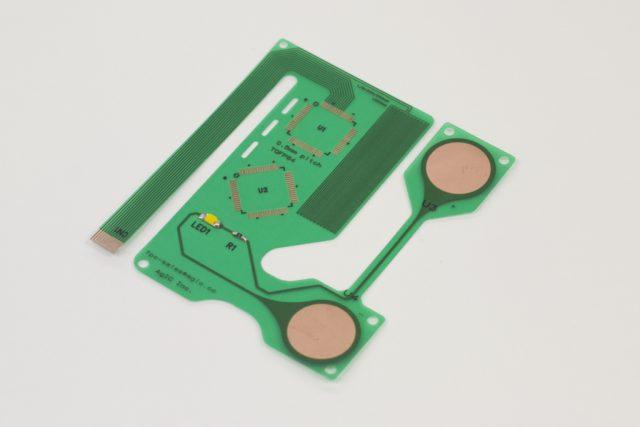 エレファンテックのフレキシブル基板 P-Flex™