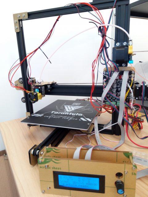 TEVO Tarantula 3Dプリンター