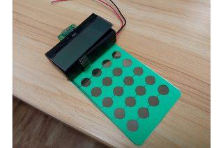 フレキシブル基板 電卓