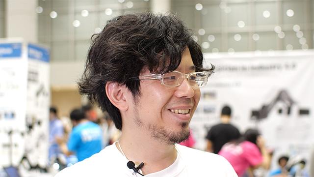 【インタビュー】デザイン面から見た電子工作で面白いことをしたい – スワイプエプロン 土田 哲哉さん