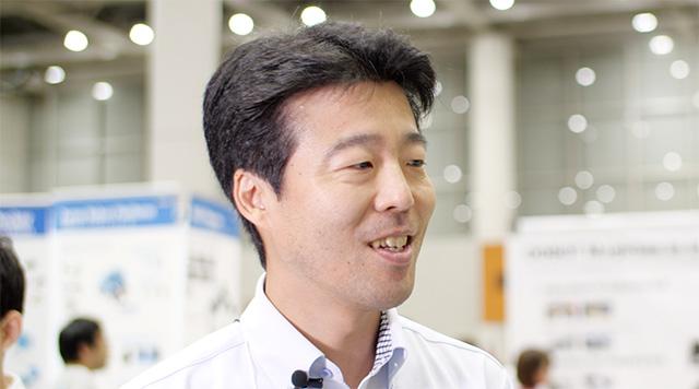 【インタビュー】(スタートアップで)根底の品質もしっかりしているというのはなかなかありません。 – マクニカ 米内 慶太さん