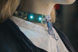 【P-Flex™ 制作事例】光るチョーカー – 制作&解説:きゅんくん