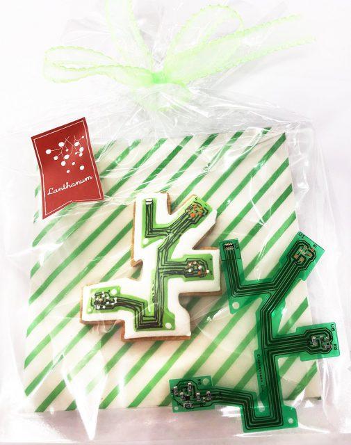 フレキシブル基板 P-Flex™ 風クッキー
