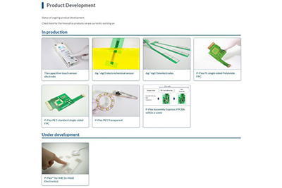 Our Product Development