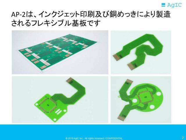 「全ての基板を置き換える」フレキシブル基板で産業を変革するAgIC