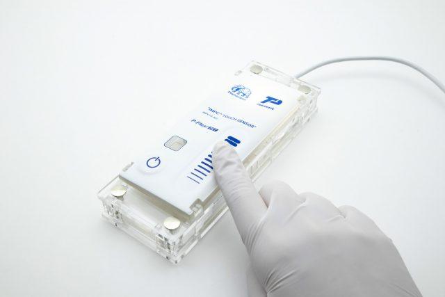 第4回ロボデックス展 タカハタプレシジョン様ブースにて IMPC™ 展示