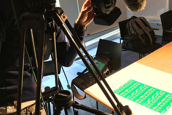 【メディア掲載紹介】NHK WORLD-JAPAN News で放送されました。
