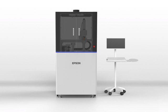 【インク吐出評価サービス ブログ : 2】R&D用インクジェット評価装置を動画で紹介