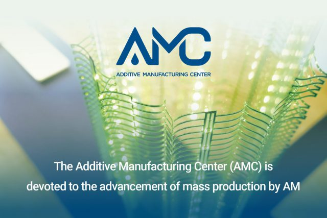 """""""Additive Manufacturing Center""""  page is now available."""
