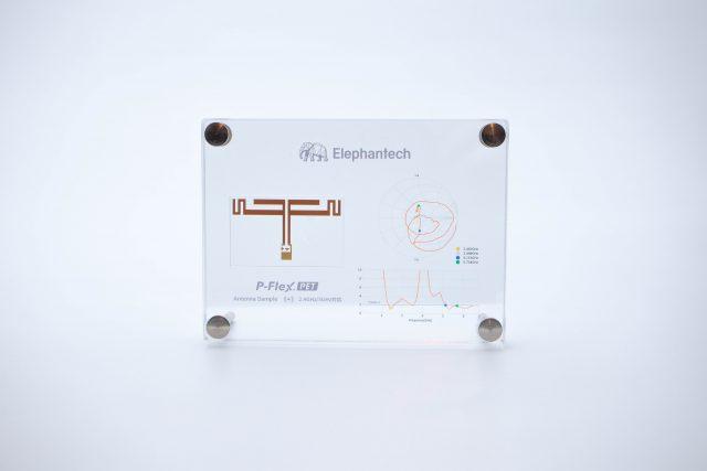 P-Flex® PET で作る平面Wi-Fiアンテナ ページできました。
