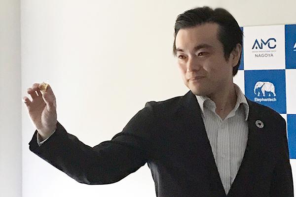 【メディア掲載紹介】日本経済新聞:電子回路を印刷、日本のものづくりで持続可能な世界を