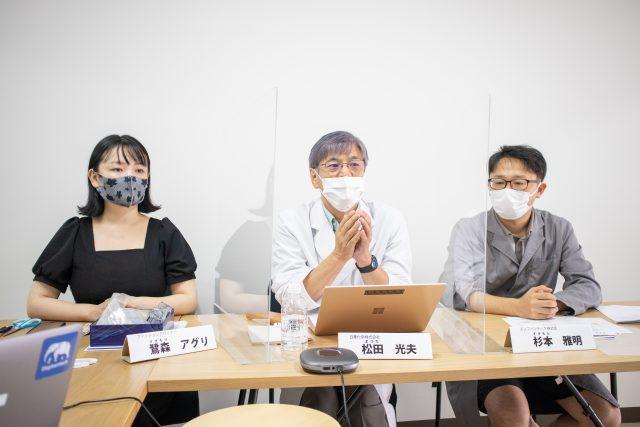 鷺森アグリ様、日華化学株式会社様 松田光夫様、ELT 杉本雅明