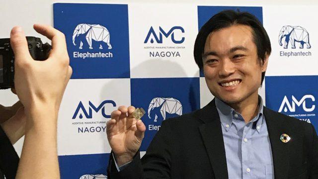 【メディア掲載紹介】日本経済新聞:エレファンテック「プリント基板製造装置で世界首位に」